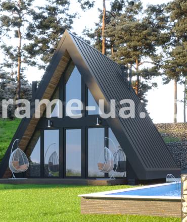 Проект Aframe дома